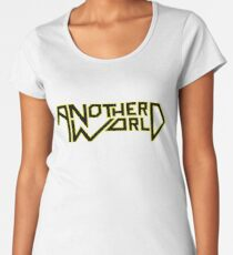 Another World Women's Premium T-Shirt