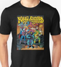 king gizzard and the lizard wizard  T-Shirt