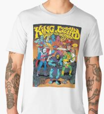 king gizzard and the lizard wizard  Men's Premium T-Shirt