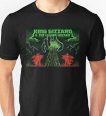 king gizard and the lizard wizard T-Shirt