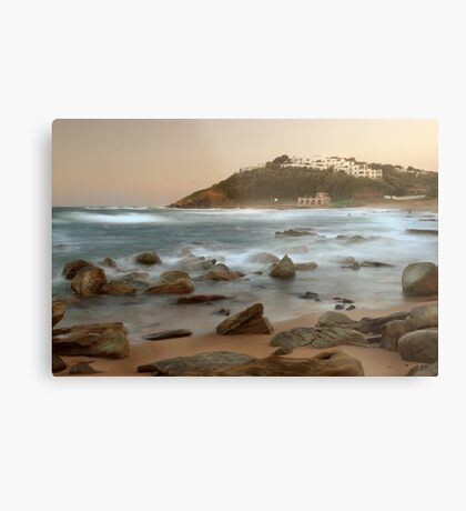 Sunset at Thompson's Bay Metal Print