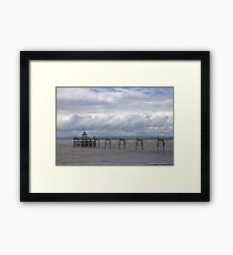 It's all about the sky Framed Print