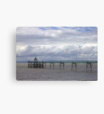 It's all about the sky Canvas Print