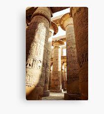Great Hypostyle Hall, Karnak Temple Canvas Print