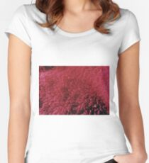 Texture Tester Women's Fitted Scoop T-Shirt