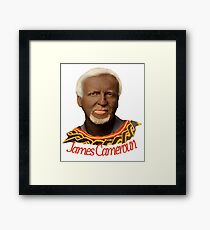 James Cameroun  Framed Print