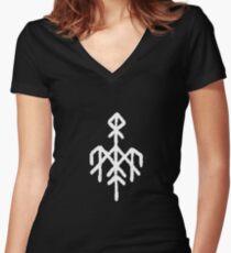 Wardruna Women s Fitted V-Neck T-Shirt 835da3c64
