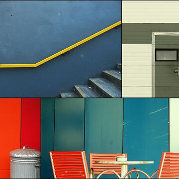 Urban Fragments by TalBright