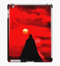 darth vader star wars-logo iPad Case/Skin