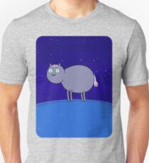 This horse is wack, it's got Poo Brain Unisex T-Shirt