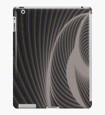 white wire iPad Case/Skin