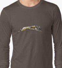 GREYHOUND RACE RUN Long Sleeve T-Shirt
