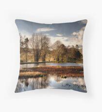 Helensburgh Water Throw Pillow