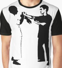 Ip Man and Bruce Lee Graphic T-Shirt