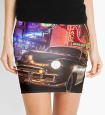 Alice In Nashville - Liz Leggett Photography Mini Skirt
