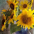 Bouquet of Sunshine by Judy Olson