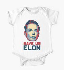 Save Us Elon One Piece - Short Sleeve