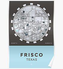 Frisco TX Poster