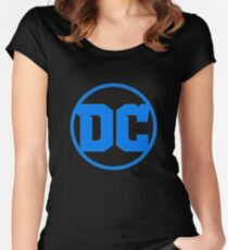 DC Comics, 2016 Edition.  Women's Fitted Scoop T-Shirt