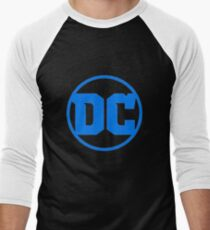 DC Comics, 2016 Edition.  Men's Baseball ¾ T-Shirt
