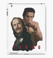FARGO - The Stussy brothers iPad Case/Skin