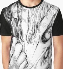 Tomura Shigaraki Graphic T-Shirt