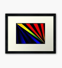Conception Graphique Framed Print