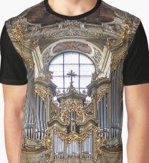 Dominikanerkirche St. Maria Rotunda Graphic T-Shirt