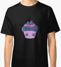 Cartoon Cupcake Classic T-Shirt