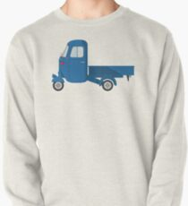 Ape, Scooter, Car, The Ape Car is a 3 wheeled light commercial vehicle Pullover