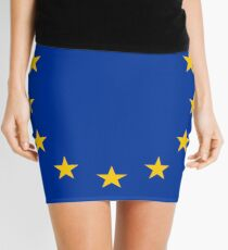 Europe Mini Skirt