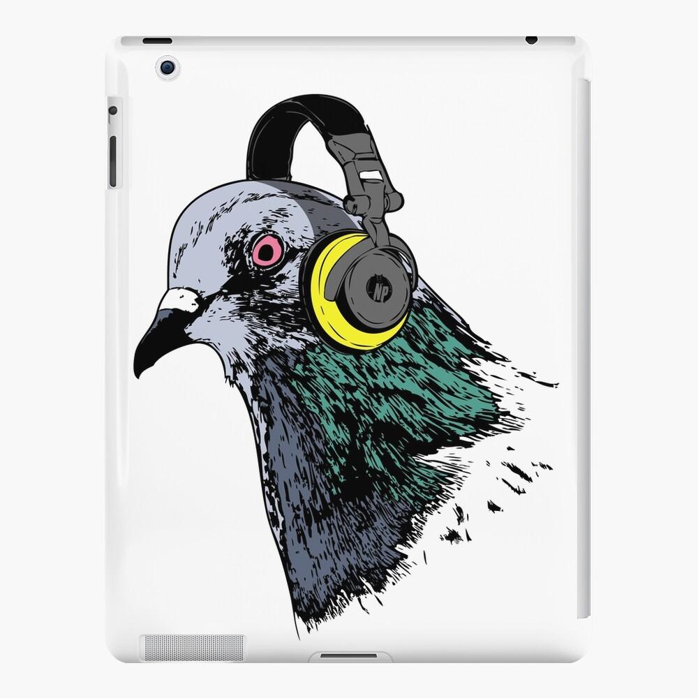 Techno Pigeon v2 iPad Case & Skin