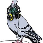 Techno Pigeon by Nocturnal Prototype™