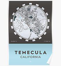 Temecula CA Poster