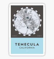 Temecula CA Sticker