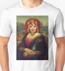Moaner Linda (No Gold Frame) Unisex T-Shirt