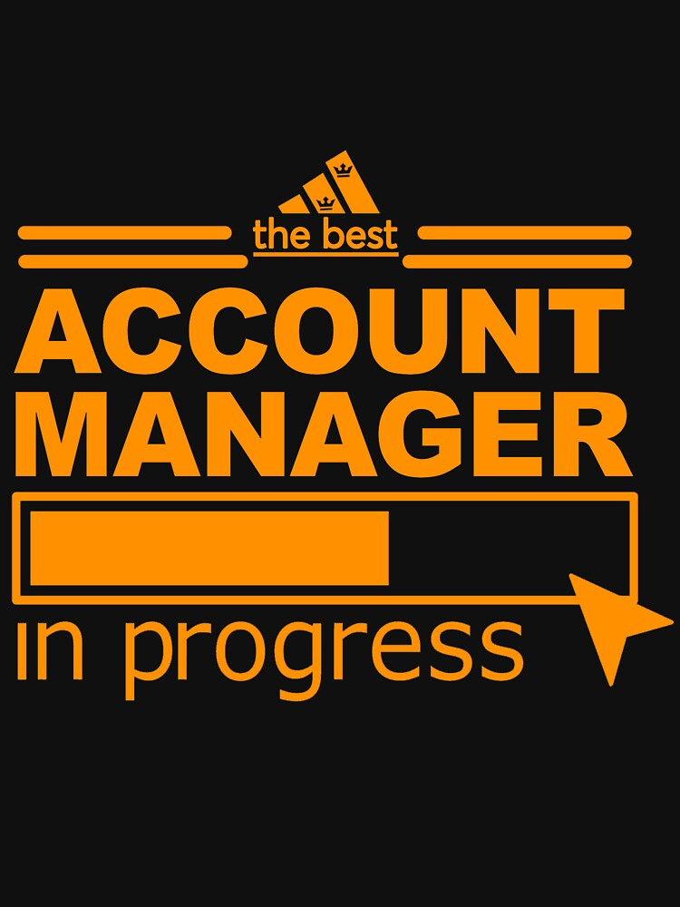 ACCOUNT MANAGER by Elizabethnurese