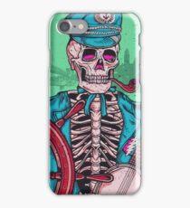 Captain Dead iPhone Case/Skin