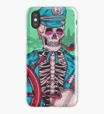 Captain Dead iPhone Case