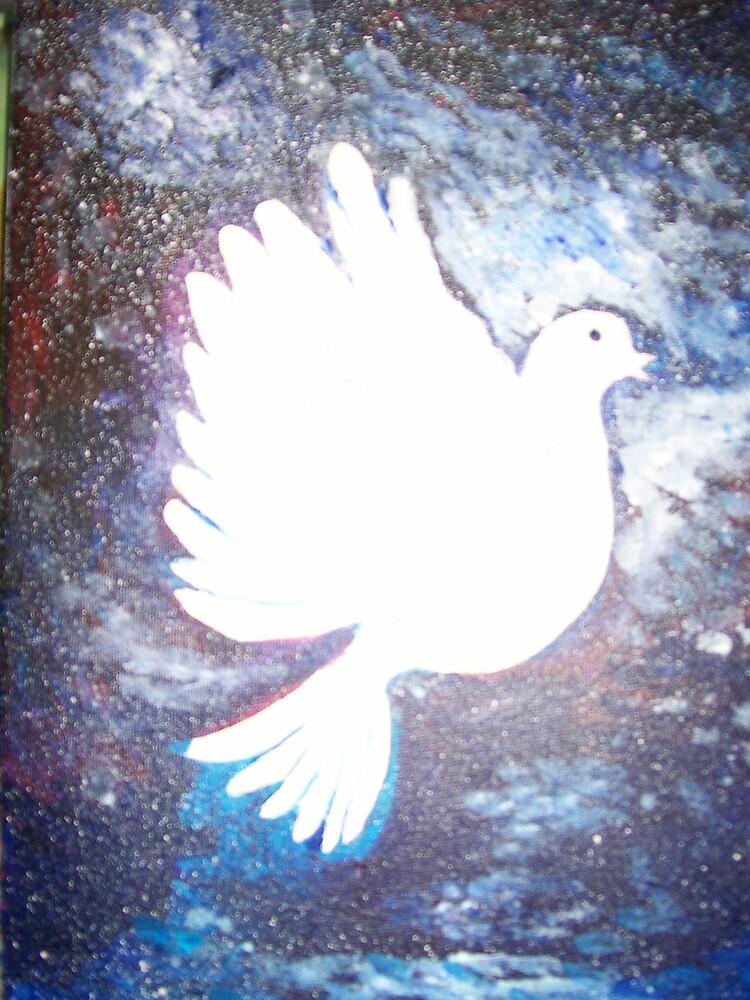 White Dove by Susie J