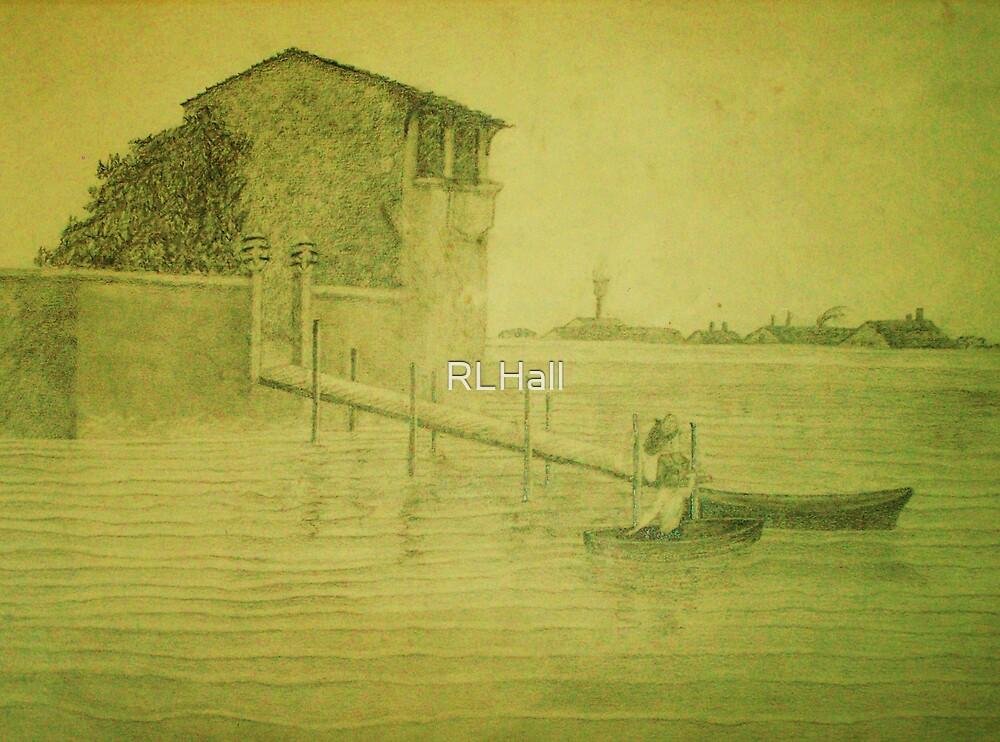 Seaside Dock by RLHall