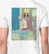 SCOTLAND, Scottish nursery rhyme, Wee Willie Winkie Unisex T-Shirt