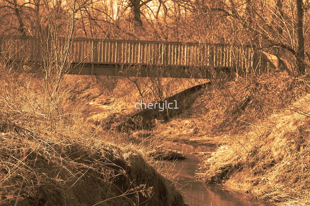 The Bridge In Sepia (Thank you Boban!) by cherylc1