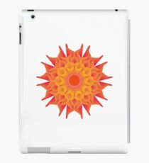 Fluid floral abstraction iPad Case/Skin
