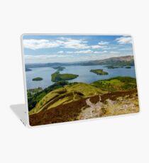 Loch Lomond from Conic Hill Laptop Skin