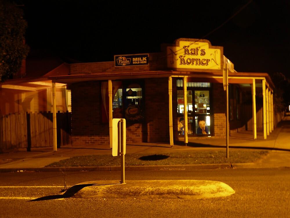 Corner Store by Joan Wild