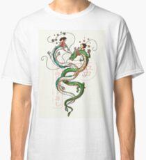 Dragons love Classic T-Shirt