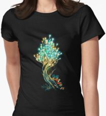 Lightree Womens Fitted T-Shirt