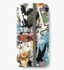 Manga Lovin' iPhone Wallet/Case/Skin