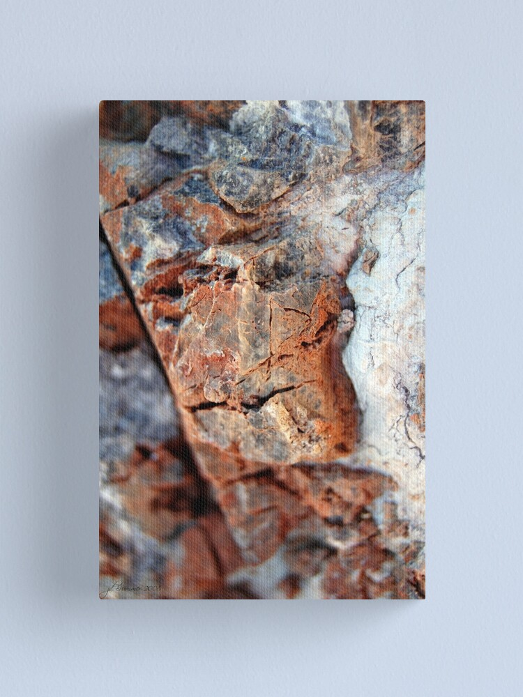 Alternate view of Chiseled Canvas Print